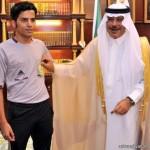 الكشاف أحمد الطويرقي يغادر إلى الباحة