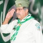 معالي مدير الأمن يُكرّم ضباطاً وأفراداً بحائل