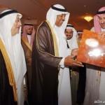 أبناء الحائط والحويط بتبوك يحتفلون بالعميد محمد الحايطي مساعدا لمدير شرطة تبوك