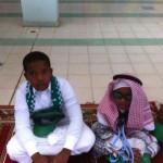مدير تعليم ضباء يزور  عدد من المدارس بمناسبة أحتفالها باليوم الوطني