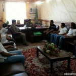 مدير مدني الباحة يزور مركز التأهيل