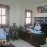 (غوث الباحة) تزور مدير مدني الباحة بمكتبه