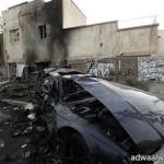 أشتباكات مع مجهولين على الحدود الإيرانية الباكستانية تسفر عن مقتل 14مسلحاً