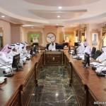 تمديد خدمة معالي مدير جامعة المجمعة الدكتور خالد بن سعد المقرن  بالمرتبة الممتازة لمدة 4 سنوات