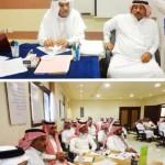 مدير جامعة الباحة يشرف حفل معايدة 500 يتيم ويتيمة ويطلق الحملة التي تنظمها كلية الدراسات التطبيقية