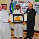 أمين القصيم يقف على مشاريع و خدمات بلدية الأسياح