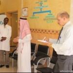 جامعة الدمام تنظم يوم تثقيفي للوقاية من تصلب الشرايين