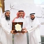 وفد طلابي من المعهد العلمي في تبوك يزور جامعة الإمام ومفتي عام المملكة بمدينة الرياض