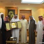 وكيل وزارة الثقافة والاعلام للشؤن الثقافية يفتتح المعرض الدولي للفن الإسلامي المعاصر