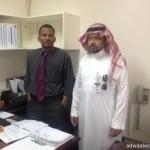 بدء فعاليات برنامج( خطوات ثابته) في مكتب التربية والتعليم غرب الطائف