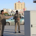 العرعري مديراً لمكتب العمل بمحافظة خيبر