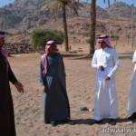 التمديد لإبن قويد محافظاً لمحافظة الدوادمي