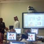 مدير عام التربية والتعليم بالباحة يتابع سير العمل في أندية مدارس الحي بالمنطقة