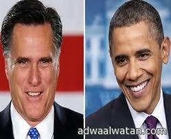 استطلاع : 46 % من المشاهدين يرون أن أوباما فاز بالمناظرة الثانية مع رومني