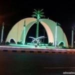 بلدية البجادية تبدأ العمل بإنشاء ساحة الملاعب الرياضية