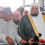 أمير منطقة الباحة يستقبل وزير الصحة