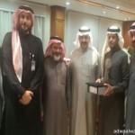 """"""" ثانوية الملك فهد بالجبيل """"تقيم حفل اليوم العالمي للغة العربية"""