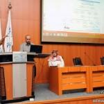 جامعة ام القرى تستضيف اخصائي العلاقات العامة بجامعة الدمام متحدثا عن الاعلام