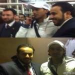 د. التميمي يدشن معرض المخدرات في مدينة الملك سعود الطبية