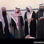 الشيخ الدويش يثني على جهود أضواء الوطن