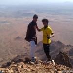 سقوط ستة من الإبل في خزان صرف صحي بقرية الصاهد