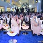 """الدكتور الحجيلان يفتتح معرض الكاريكاتير السعودي """"لا للفساد.. نعم للابتسام"""" الثاني"""