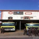خمسة جرحى في هجوم بقنبلة على حافلة نقل عام بالقاهرة