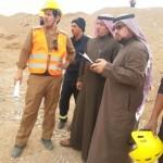 مدير جوازات الباحة يُكرم الرقيب أول صالح محمد الرباعي