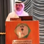 متوسطة عثمان بن عفان تزور الملتقى العلمي الرابع لجامعة تبوك