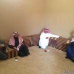 هطول أمطار متوسطة إلى غزيرة على محافظة الحائط وقراها فجر اليوم