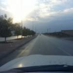 """""""مرور حائل"""" يُكثّف التواجد الأمني تزامناً مع هطول الأمطار والأختبارات المدرسية"""