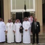 الدكتور الماجد يترأس اجتماع الجمعية الكيميائية السعودية بالظهران