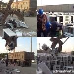 للواء العمرو : تطوير قدرات الدفاع المدني ضرورة حتمية لمواجهة تحديات المستقبل