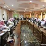 جامعة الباحة تنظم اللقاء التحضيري للمؤتمر العلمي الخامس لطلاب وطالبات التعليم العالي