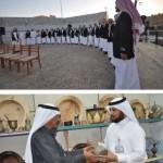 أولى حلقات القناة السعودية الأولى عن الجنادرية تبث من قرية الباحة التراثية