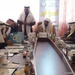 جامعة الملك عبدالعزيز تشارك بورشة عمل ومحاضرة سياحية في عاصمة المصائف العربية