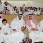 أمير منطقة الرياض بالنيابة يؤدي صلاة الميت على الأمير عبدالله بن عبدالعزيز بن سعود بن جلوي