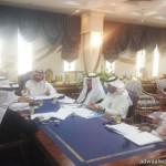 سمو محافظ المجمعة يترأس اجتماع لجنة الحملة الشاملة لتعزيز القيم الوطنية