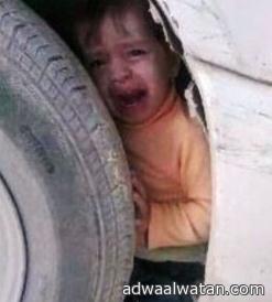 في سوريا: الأطفال يلجأون لإطارات السـيارات خـوفاً من القــتل