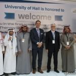 جامعة حائل تنهي المرحلة الثالثة من مشروع ربط الصرف الصحي لكليات أجا