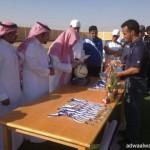 مدير شرطة محافظة الطائف يُقلّد عددًا من الضباط المترقين رتبهم الجديدة