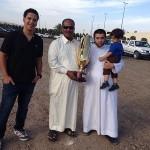 اختتام الحفل التكريمي لمنظمي وأعضاء مجموعة دراجتي السعودية