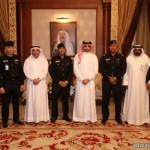 """وكيل إمارة مكة يدشن فعاليات إسبوع المرور """"بالعاصمة المقدسة"""""""