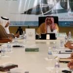 الشيخ الدكتور سعد البريك يزور مدني العقيق