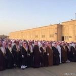 بالصور أمين منطقة الرياض يفتتح مهرجان الزهور
