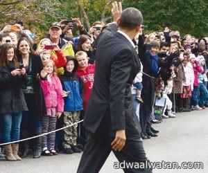 """غموض النتائج"""" يشعل المنافسة بين أوباما ورومني"""