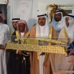 الشيخ صنت الخياري يحتفل بزواج الشابين عبدالله ورشيد