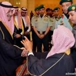 بالصور.. أمير مكة يستقبل المبايعين للأمير مقرن بن عبدالعزيز لليوم الثاني