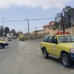 مولد كهربائي على وشك الانفحار بحي الامير عبدالمجيد بجدة