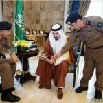 أمير مكة يستقبل أمين محافطة الطائف ويطلع على رؤية المحافظة الجديدة